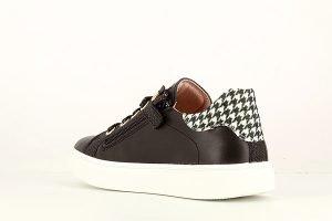 Pablosky 284510 Girls Sneakers Black
