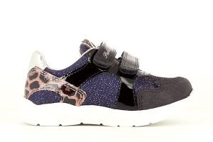 Pablosky 285129 Girls Sneakers Navy