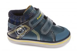 Pablosky 964530 Baby Boy Ankle Boots Blue