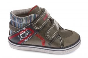 Pablosky 964550 Baby Boy Ankle Boots Grey