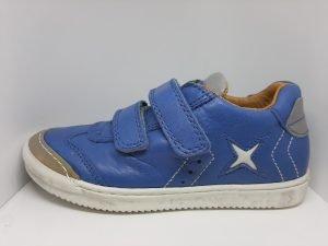 Froddo Boys Leather Shoes Denim