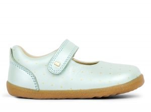 Bobux Delight Baby Girls Shoes Mint Comet