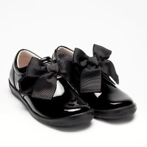 Lelli Kelly LK8270 Elizabeth Black Patent Shoes