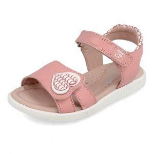 Garvalin 202631 Girls Sandals Light Pink