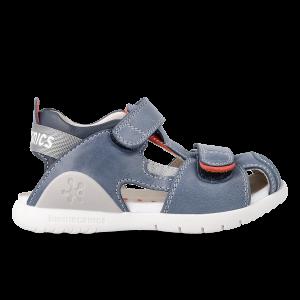 Biomecanics 212183 Boys Sandals Petrol Blue