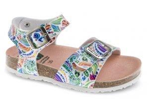 Pablosky  483300 Girls Sandals Multicolour