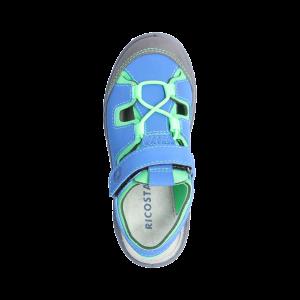 Ricosta Gerald Boys Closed in Toe Sandals Blue