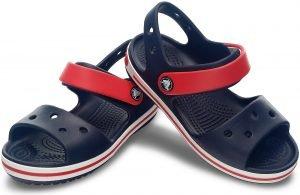 Crocs 12856-485  Crocband Sandals Kids Navy/Red