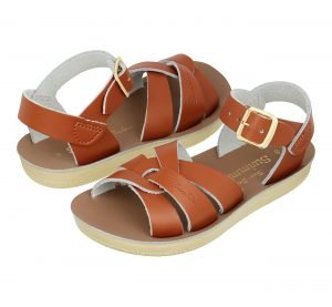 Salt-Water Swimmer Sandals Tan
