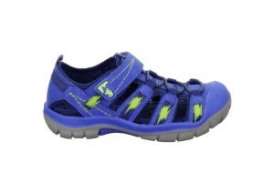 Lurchi Salamander Boys Sandals Electric Blue