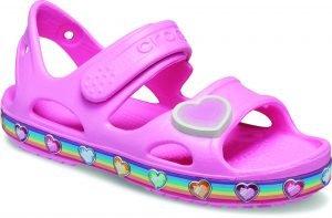 Crocs Kids Fun Lab Rainbow Sandal