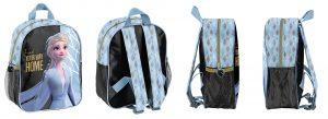 PASO School Bag Preschool Size Frozen