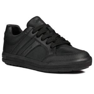 Geox Arzach Boys Sneakers Black