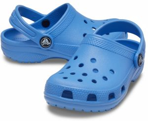 Crocs 204536-4SN Kids Classic Clog Powder Blue