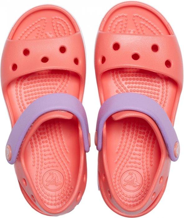 Crocs Kids 12856-6SL Crocband Sandals Fresco