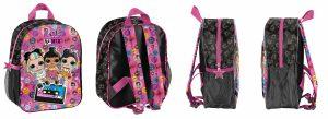 PASO Preschool Small Backpack LOL Surprise