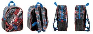 PASO Preschool Small Backpack Spiderman