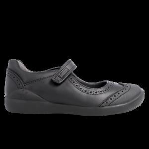 Biomecanics 191110 Girls Leather Shoes Black