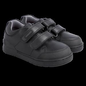 Biomecanics 201101 Boys Leather Shoes Black