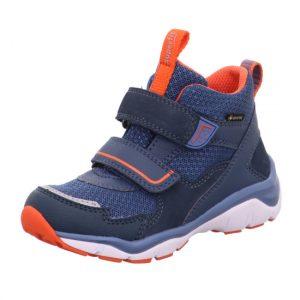 SuperFit Sport5 Gortex Ankle Boots Navy/Orange