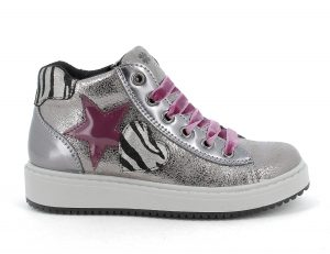 Primigi 8378122 Girls Ankle Boots Metallic