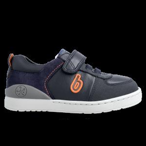 Biomecanics 211210 Boys Leather Shoes Navy