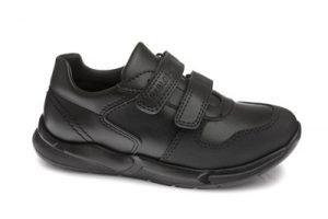 Pablosky 720510 Boys School Sneakers Black