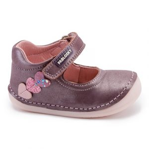 Pablosky 000872 Baby Girls First Steps Rose Pink