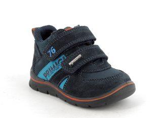 Primigi 8352400 Boys Ankle Boots Gortex Navy Suede