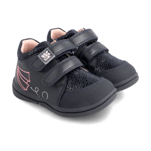 Garvalin 211606 Baby Girl Ankle Boots Navy