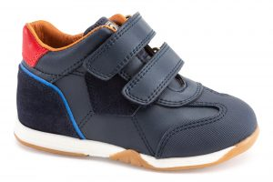 Pablosky 290225 Boys Ankle Boots Navy