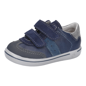 Ricosta Pepino Henry Boys Nubuck/Leather Shoes Navy/Blue