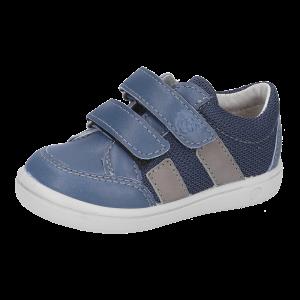 Ricosta Pepino Joni Boys Leather Shoes Navy/Blue