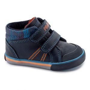 Pablosky 965425 Boys Ankle Boots Navy/Blue