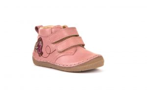 Froddo G2130242 Girls First Ankle Boots Pink