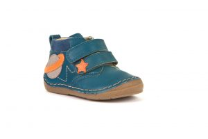 Froddo G2130243-1 Boys First Ankle Boots Blue