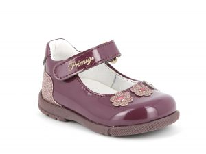 Primigi 8402033 Girls Shoes Burgundy Patent