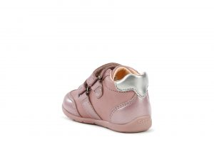 Geox Elthan Girls Shoes Pink