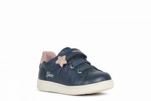 Geox DjRock Girls Sneakers Navy
