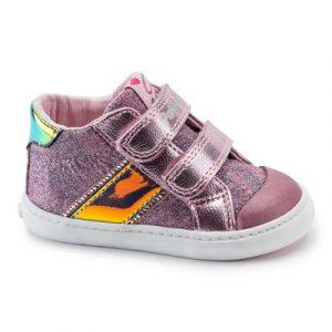 Pablosky 965670 Girls Boots Pink Glitter